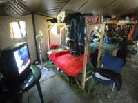 Будни Майдана на Печерске: подготовка к зиме и обороне Мариуполя