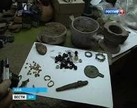 В Азове нашли захоронение с человеческим жертвоприношением