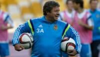 Накануне важного матча со словаками украинские футболисты пребывали в замечательном расположении духа