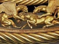 Скифское золото, возвращенное в Украину, уже выставили в музее драгоценностей