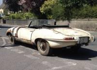 Ржавый Jaguar 1961 года выпуска продали за 125 тысяч долларов