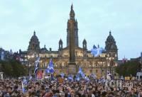 Фоторепортаж из Шотландии, которая сегодня впервые за 300 лет может стать независимой