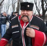 В Антраците российский казак устроил стрельбу из-за «гуманитарки»