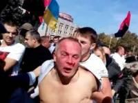 Нестор Шуфрич прокомментировал свое избиение