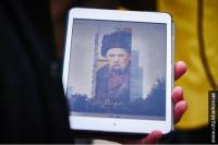 В Харькове на 17-этажном доме скоро появится самый большой портрет Шевченко в Украине
