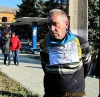 Донецкие террористы выставили на всеобщее издевательство еще одного украинца