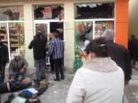 В ходе обстрела жилого квартала в Донецке погибли 8 человек