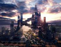 В Китае в скором времени может появиться невероятный небоскреб будущего в 680 метров
