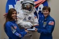13-летняя девочка может стать первым человеком, побывавшим на Марсе