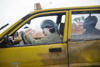 Либерия за карантинной чертой. Фото с места событий