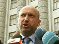 Турчинов открыл заседание Верховной Рады, но тут же объявил перерыв. Из-за нехватки депутатов