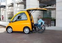 И кто вам сказал, что люди в инвалидной коляске не могут управлять автомобилем? Главное – создать правильный автомобиль