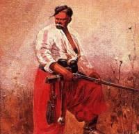 Запорожцы в Московии. Часть 1
