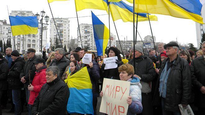 Крым завершил перепись населения /Аксенов/