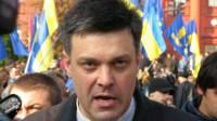 Сливать «Свободу» начали сразу после Майдана. Теперь «Свобода» не обязана придерживаться договоренностей со своими партнерами по коалиции /Тягнибок/