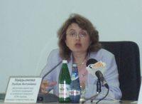 Любовь Найденова: Украинские СМИ провоцируют у людей чувство собственной незащищенности