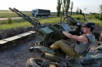Ночь на востоке Украины прошла спокойно. Террористы «всего» 37 раз обстреляли позиции сил АТО