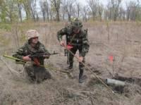 Украинские саперы очистили от мин тысячи километров автодорог и сотни дворов жителей Донбасса