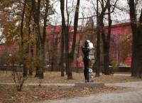 В Киеве появился очень необычный памятник