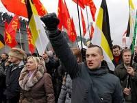 «Новороссия» расколола российских националистов в День народного единства. Прямая трансляция