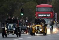 В Британии провели ралли старинных автомобилей