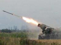 На Луганщине снаряд террористов упал на территорию школы