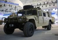 Китайцы начали оснащать свой «Hummer» минометом