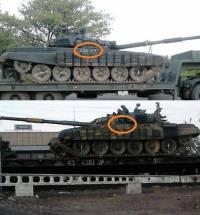 В Сети появилось очередное доказательство присутствия российской военной техники на Донбассе