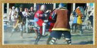 На этих выходных в Древнем Киеве – финал годового марафона рыцарских боев