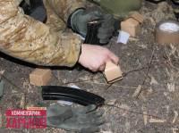 Под Харьковом тренируется новый спецотряд Нацгвардии