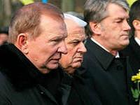 Кравчук и Ющенко предлагают Порошенко объявить террористам ультиматум