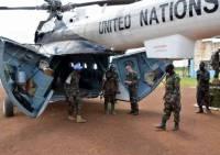Украинские миротворцы в Конго помогают разоружать незаконные вооруженные формирования