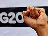 В итоговом коммюнике страны «Большой двадцатки» признали, что для мировой экономики сохраняются риски, связанные с геополитической нестабильностью