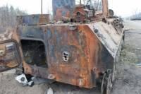 Вот и все, что осталось от Станицы Луганской после воскресного обстрела