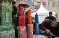 Во Львове провели уникальный Фестиваль Свечей