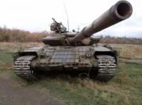 В Сети появились фото танковой базы террористов в Донецке
