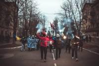 В Красноармейске прошел митинг в поддержку Украины
