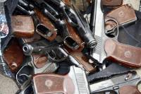 Донецкая милиция нашла тайник террористов