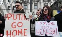 Аннексия Крыма — одна из причин, почему мы не снимаем санкции /Италия/