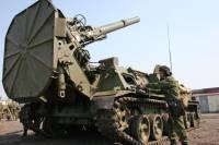 Террористы продолжают обстреливать позиции сил АТО на Дебальцевском и Луганском направлениях /СНБО/