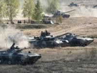 У Порошенко насчитали на Донбассе аж 40 тысяч вооруженных до зубов российских военных