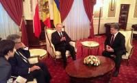 В Кишиневе встречаются президенты Молдавии, Украины и Польши