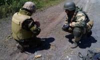Под Мариуполем два автомобиля сил АТО подорвались на вражеских минах