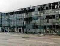 За сутки террористы трижды безуспешно атаковали донецкий аэропорт