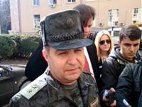 По данным Полторака, на востоке Украины в данный момент находятся 7,5 тысяч российских военнослужащих