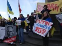 «Путин – спонсор терроризма»... В Польше прошел марш солидарности с Украиной