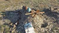 В зоне АТО поисковики обнаружили останки семерых бойцов
