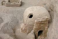 В Китайской Куче археологи раскопали могилы эпохи Великого шелкового пути