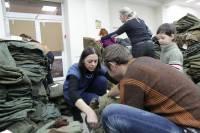 Один день из жизни львовского волонтера
