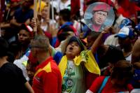 В Венесуэле решили оригинально почтить память Уго Чавеса, сделав его героем балета